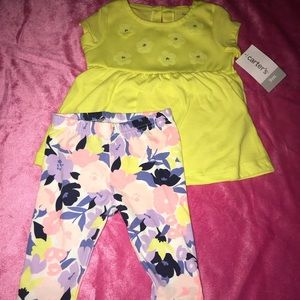 Baby girl 9 month outfit